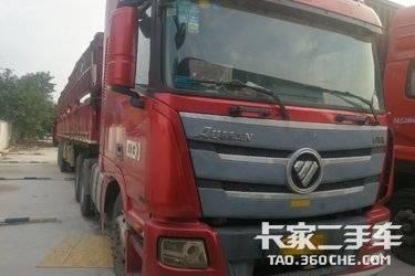 牽引車  福田歐曼 430馬力