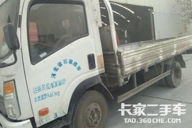 二手载货车 重汽王牌 110马力图片