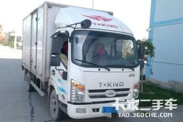 二手载货车 唐骏汽车 113马力图片