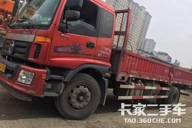 载货车  福田欧曼 170马力