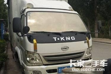 二手载货车 唐骏汽车 120马力图片