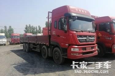 二手载货车 重汽斯太尔 340马力图片