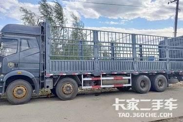 二手卡车载货车  一汽解放 310马力