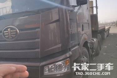 二手一汽解放 解放J6P 550马力图片