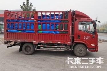 二手陕汽轻卡 德龙K3000 160马力图片