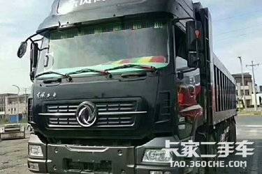 二手自卸车 东风商用车 420马力图片