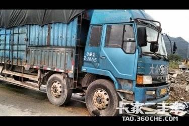 二手载货车 一汽柳特 210马力图片