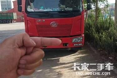 二手载货车 一汽解放 160马力图片