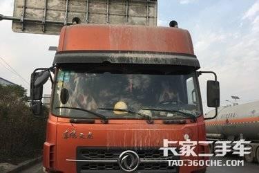 牽引車  東風商用車 340馬力