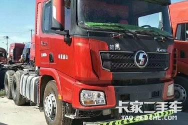 二手牵引车 陕汽重卡X3000 550马力 国五排放