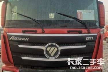 二手福田欧曼 欧曼GTL 380马力图片