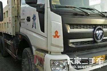 二手自卸车 福田欧曼 310马力图片