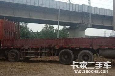 轉讓東風重型貨車 315馬力載貨車