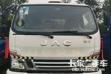 二手自卸车 江淮工程车 140马力图片