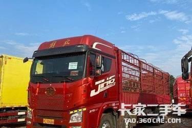 二手青岛解放 解放JH6 375马力图片