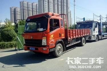 二手载货车 重汽HOWO轻卡 178马力图片