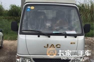 二手载货车 江淮康铃 87马力图片