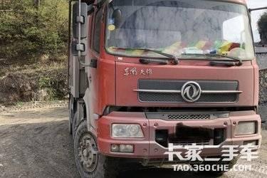 二手自卸车 东风商用车 310马力图片