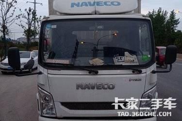 二手载货车 南京依维柯 125马力图片
