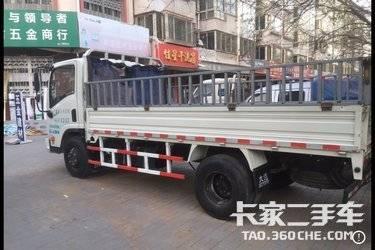二手载货车 大运轻卡 109马力图片