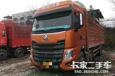 二手载货车 东风柳汽 375马力图片