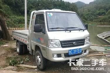 二手载货车 福田祥菱 140马力图片