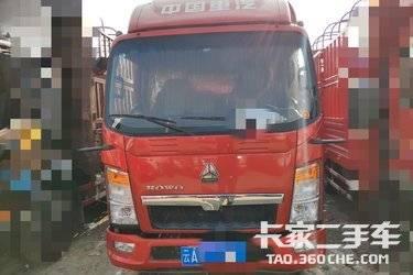 二手载货车 重汽HOWO轻卡 95马力图片