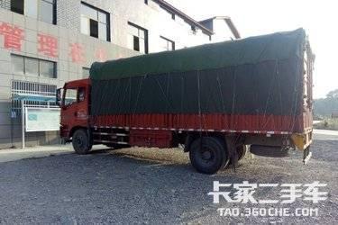 二手载货车 大运重卡 160马力图片