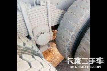 二手卡车自卸车  福田欧曼 340马力