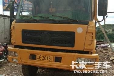 二手自卸车 东风创普 290马力图片