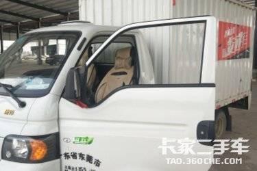 二手载货车 江淮康铃 64马力图片