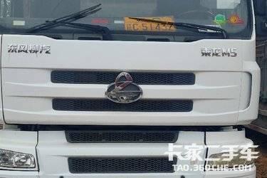 二手载货车 东风柳汽乘龙 270马力图片