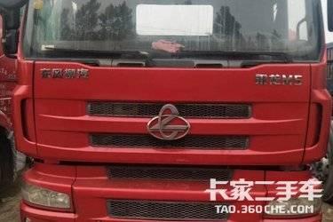 二手牵引车 东风柳汽 350马力图片