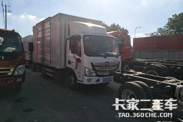 二手载货车 福田欧马可 130马力图片