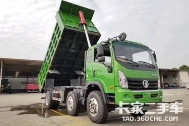 二手中国重汽成都商用车(原重汽王牌) 力狮 220马力图片