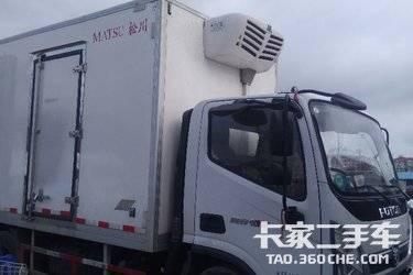 二手载货车 福田奥铃 150马力图片
