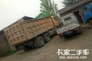 自卸車  陜汽重卡 336馬力