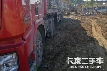 二手牵引车 陕汽商用车 440马力图片