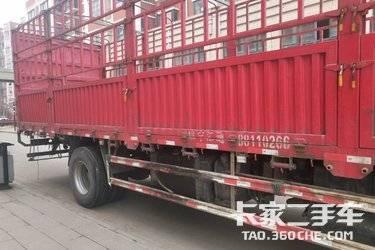 二手载货车 江淮格尔发 260马力图片
