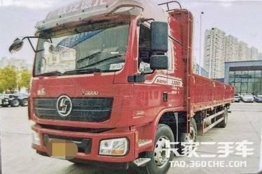 二手陕汽重卡 德龙L3000 载货车 300马力