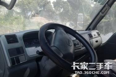 二手载货车 江铃汽车 100马力图片