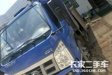 二手自卸车 福田时代 500马力图片