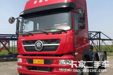 二手牵引车 中国重汽 340马力图片