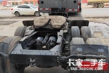 二手牵引车 陕汽重卡 380马力图片