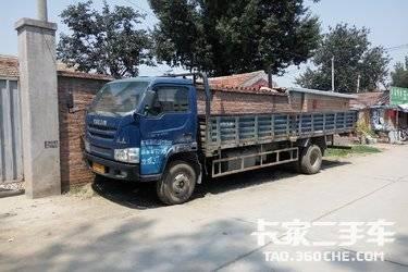 二手载货车 南京依维柯 105马力图片
