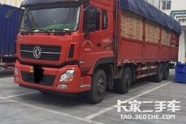 载货车  东风商用车 310马力