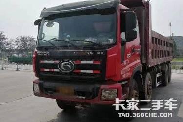 二手自卸车 福田瑞沃 290马力图片