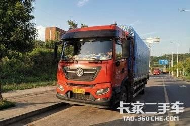 载货车 东风商用车 230马力