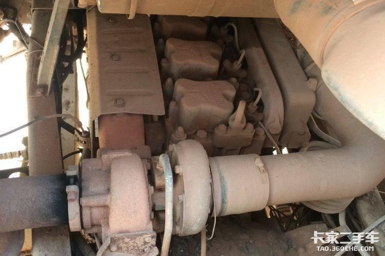 重汽豪沃(HOWO) 290马力 自卸车