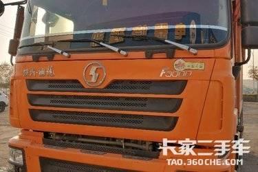 二手陕汽重卡 德龙F3000 自卸车 350马力